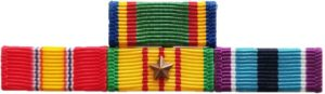 My own Medals - Ribbons